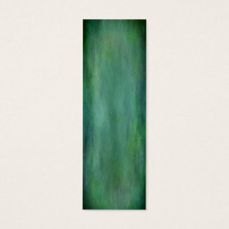 Abstract grunge ocean depths texture mini business card