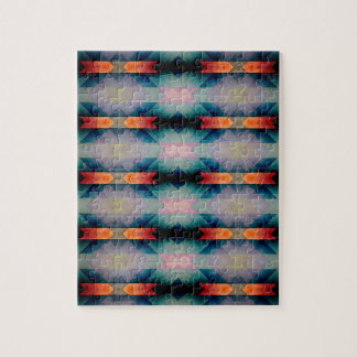 Abstract Grunge Pattern Jigsaw Puzzle