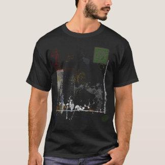Abstract Grunge T-Shirt