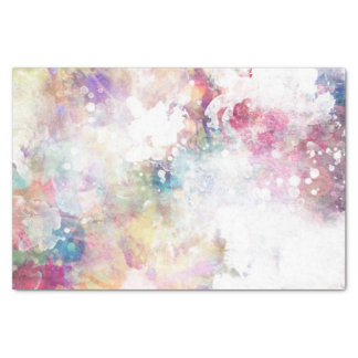 Abstract grunge texture with watercolor paint 2 tissue paper