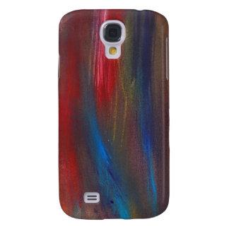 Abstract - Guash - Savana Galaxy S4 Cases