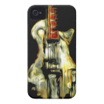 Abstract Guitar Case-Mate iPhone 4 Case