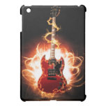 Abstract Guitar Design Case For The iPad Mini