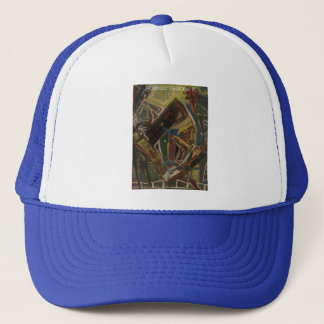 abstract guitarist III Trucker Hat