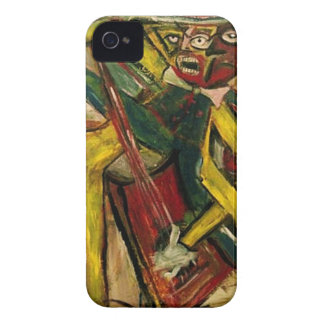 Abstract Guitarist IV iPhone 4 Case-Mate Case