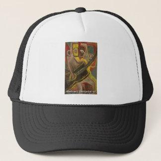 abstract guitarist VI Trucker Hat