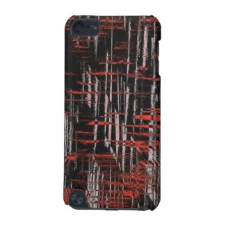 Abstract Hash Tags iPod Touch (5th Generation) Covers