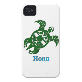 Abstract Hawaiian Green Sea Turtle Case-Mate iPhone 4 Case