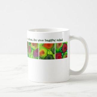 Abstract 'Healthy Mug'