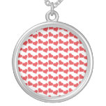 Abstract Hearts Necklace