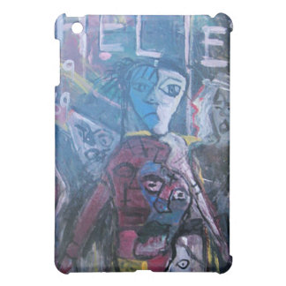 ABSTRACT HELTER SKELTER iPad MINI COVER