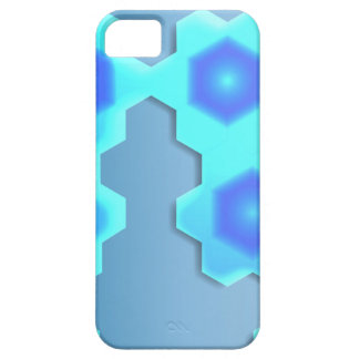 Abstract Hexagon Background_2 iPhone SE/5/5s Case
