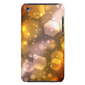 Abstract Hexagon iPod Touch Cover