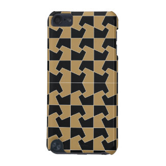 Abstract hexagon periodic tessellation pattern iPod touch 5G case