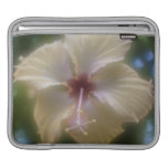 Abstract Hibiscus Flower Sleeves For iPads
