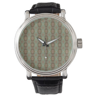 Abstract Holiday Design Watch