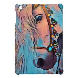 Abstract Horse iPad Mini Cover