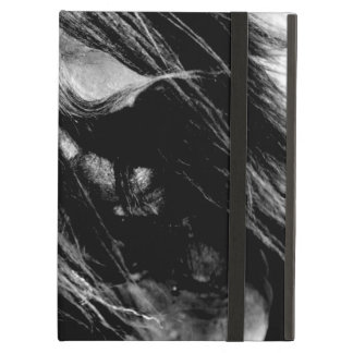 Abstract Horse Mane Photograph Case For iPad Air