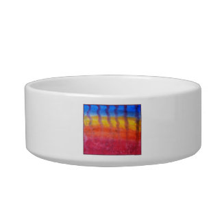 Abstract. Hot Sand in Summer. Bowl