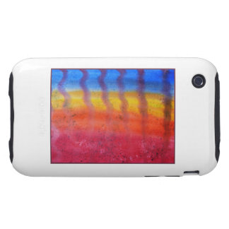 Abstract. Hot Sand in Summer. iPhone 3 Tough Cases
