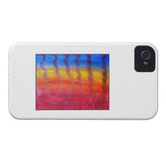 Abstract. Hot Sand in Summer. iPhone 4 Case