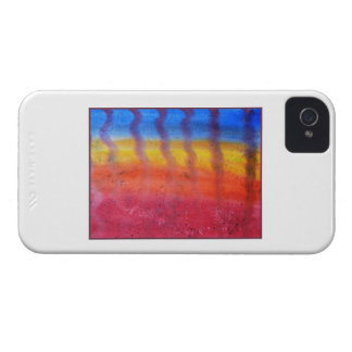 Abstract. Hot Sand in Summer. iPhone 4 Cover