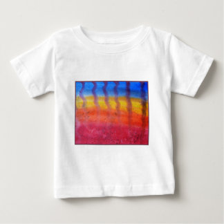 Abstract. Hot Sand in Summer. Tee Shirt