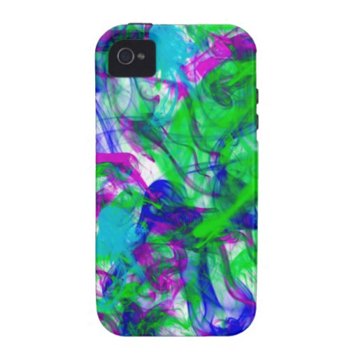 Abstract Hue Medley iPhone 4/4S Case