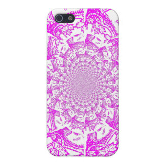 Abstract/Hypnotic Digital Art iPhone 5 Cover