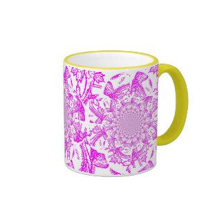 Abstract/Hypnotic Digital Art Mug