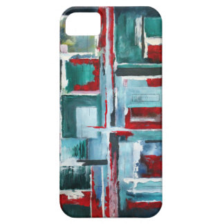 Abstract i-Phone cover