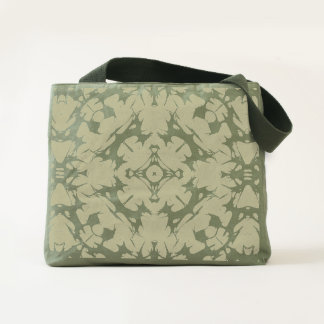 Abstract illusion - Canvas Utility Tote