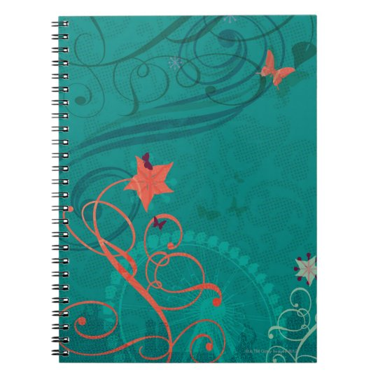 Abstract Illustration Notebook