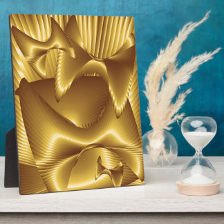 Abstract Illustration Plaque