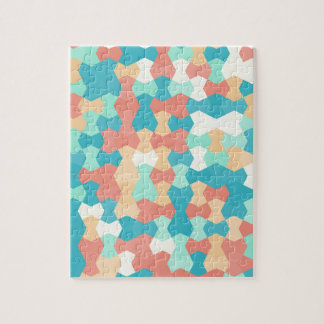 abstract image jigsaw puzzle