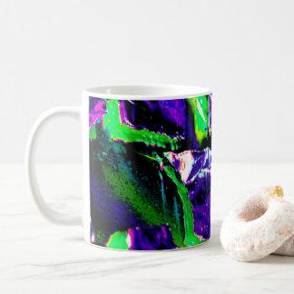 Abstract Image on Mug
