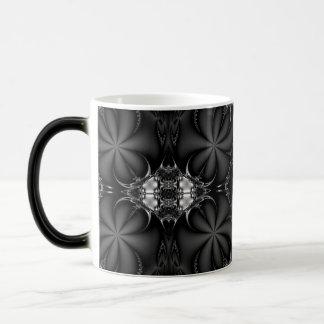 Abstract in Black Mug