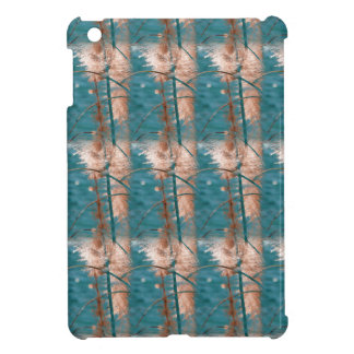 Abstract in Blue iPad Mini Covers