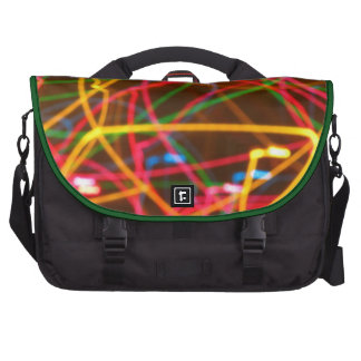 Abstract in Color Commuter Bags