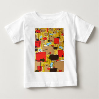 abstract in the eichlerhood by sludge baby T-Shirt