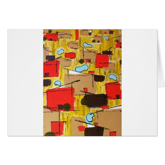 abstract in the eichlerhood by sludge card