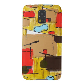 abstract in the eichlerhood by sludge galaxy s5 case