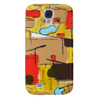 abstract in the eichlerhood by sludge samsung s4 case