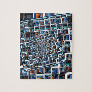 Abstract Infinity Jigsaw Puzzle