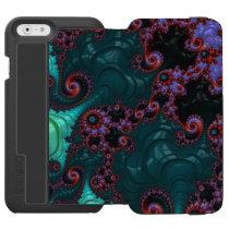 Abstract  iPhone6 Incipio Watson WalletCase iPhone 6/6s Wallet Case