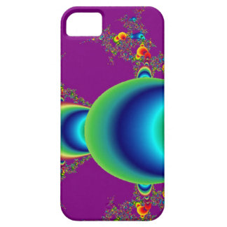 Abstract iPhone 5 Barely There Case