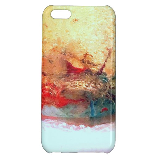 ABSTRACT IPHONE CASE IN OLD WORLD AMBIENCE