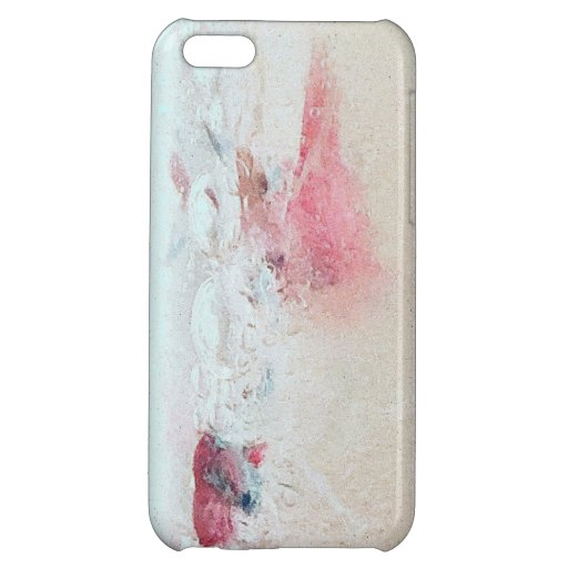 ABSTRACT IPHONE CASE IN PASTELS