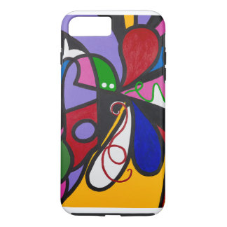 Abstract iPhone case. iPhone 7 Plus Case
