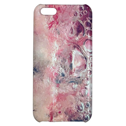 ABSTRACT IPHONE CASE WITH BEAUTIFUL CHAOS